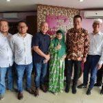 Sapuhi Beri Apresiasi Atas Kunjungan Direktur Garuda Indonesia