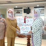 Walikota Jakbar dan Dinkes DKI Jakarta Terima Bantuan APD dari JTF