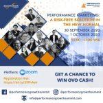 Tantangan dan Peluang Bisnis di Era New Normal, Hadir Sebagai Solusi di Performance Growth Summit Indonesia 2020 Secara Virtual