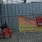 Kelurahan Kapuk Muara Kecamatan Penjaringan Jakarta utara Tanpa Izin IMB