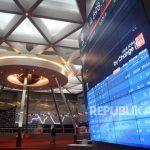 IHSG Menguat di Awal Perdagangan 0,78 Persen, Saham dengan Nilai Transaksi Rp 2,3 Triliun