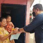 Dukung Program Pemerintah, THE 101 Bogor Suryakancana Berikan 101 Boks Susu untuk Balita Kurang Gizi