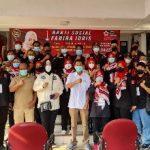 Fahira Idris Roadshow Donor Darah Maraton ke 44 Kecamatan di DKI Jakarta